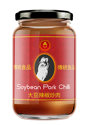 Soybean Pork Chilli bhnvexport