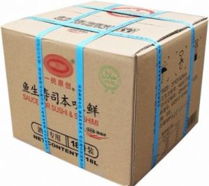 Soy Sauce China Export